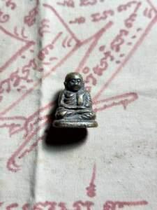 Thai buddha amulet phra lp ngern wat bangklan  powerful pendant .