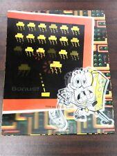2005 Holographic Spongebob Squarepants Pocket Portfolio Folder Back To School