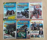 Bundle of 6 Old Glory Magazines: Vintage Restoration Today, May - October 2007