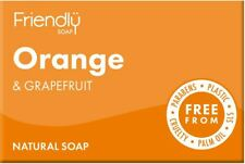 Friendly Orange & Grapefruit Soap Bar