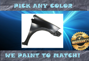 Pre-Painted to Match! Right Passenger Fender 2014-2019 for Toyota Corolla CE LE
