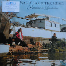 Wally Tax & The Music ‎– Springtime In Amsterdam  Sealed