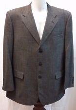 giacca jacket uomo pura lana Benito Massacri taglia 56