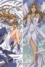 Ah Oh My Goddess Belldandy girlfriend anime body pillow case dakimakura New