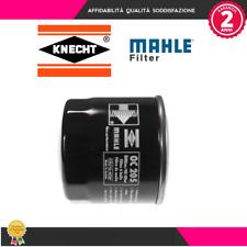 OC205 Filtro olio (MARCA-KNECHT,MAHLE)