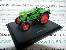 Tracteur 1/43 universal Hobbies n° 109 : DEUTZ D40 1959