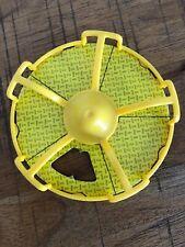Cranium Playground Children's Games Replacement Pieces Yellow Spinner Cardboard