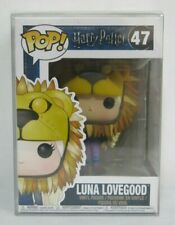 Funko Pop Vinyl Luna Lovegood #47 Harry Potter + Pop Protector