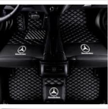 Car floor mats all Mercedes benz S350 S400 S450 S500 S550 S600 S63 knitting
