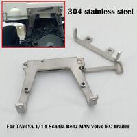 Metall Cab Lock Catch Montage für TAMIYA 1/14 Scania MAN Volvo RC Trailer Truck