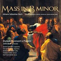 Dunedin Consort John Butt - J.S. Bach: Mass In B Minor (NEW 2CD)