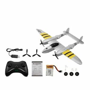 2.4G RC Glider Remote Control Airplane Hand Throwing Foam Outdoor Toys