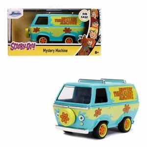 Mystery Machine Scooby Doo Hollywood Rides Diecast Model 1/32