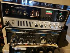 Classic Realistic TRC-55 CB Base Station w/ Microphone, Cord