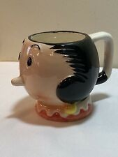 Vintage Olive Oyl Coffee Cup Mug King Features Officially Licensed 1980
