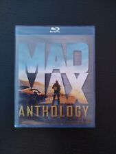 MAD MAX ANTHOLOGY PACK 5 DISCOS - BLU-RAY - ANTOLOGÍA CASTELLANO NUEVO