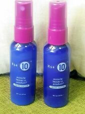 2pk It's A 10 Miracle Leave In Product 2oz Limited Edition Slender Spray Bottle