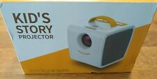Kid's Story Projector Led Source Mini projector with HDMI input *FREE USA SHIP*