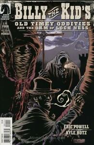 Billy the Kid's Old Timey Oddities and the Orm of Loch Ness #1 VF; Dark Horse  