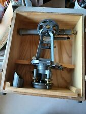 New Listingvintage David White Surveying Transit Model 8200 In Wood Box