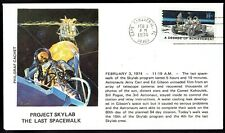 Skylab Last Spacewalk Feb 3 1974 Jerry Carr & Ed Gibson Event ev19740203-1