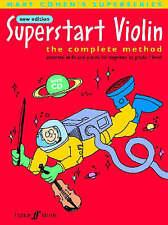 Superstart Violin: A Complete Method for Beginner Violinists by Faber Music Ltd
