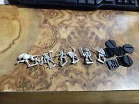 Warhammer Fantasy Wood Elves AoS Order Aelves - Wardancer Command (