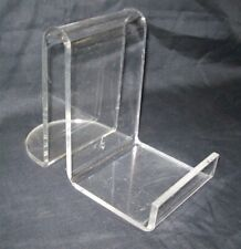 Store Display Fixtures 2 Heavy Duty Acrylic 14 Easels 6 Tall