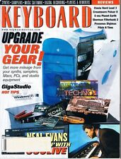 Review Clavia Nord Lead 3 KEYBOARD, PreSonus Digimax, E-mu Planet, 2001 Magazine