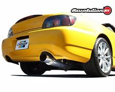 GReddy Revolution RS Exhaust System for Honda S2000 S2K AP1 AP2 F20C F22C