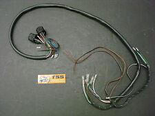 MC202 TRIUMPH T20 CUB MAIN WIRING HARNESS LOOM 1964-66 UK CS-6089C