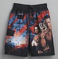 WWE Raw John CENA SWIM Trunks sz 14/16 NeW Edge Triple H Board Shorts Swimtrunks