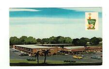 "FL Jacksonville Florida vintage 1973 post card ""Holiday Inn Airport"""