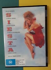 Dvd - Siesta - BRAND NEW R4 Ellen Barkin Gabriel Byrne drama mystery romance