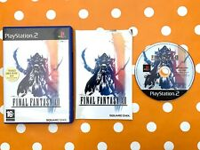 Final Fantasy XII Playstation 2 PS2 Game + Free UK Delivery