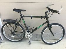 "Trek 8700 Carbon Rigid Fork Mountain Bike USA Tange Deore Components 21"" Frame"