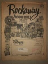 New ListingVintage Rockaway Collectors Music Catalog rock pop beatles bowie sex pistols 80s