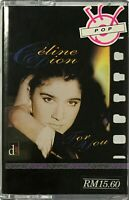 CELINE DION For You 1995 MALAYSIA CASSETTE VERY RARE NEW FREE SHIP DSH LMC 7021