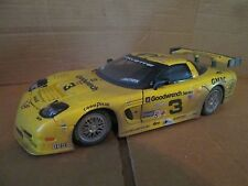 Dale Earnhardt 2001 c5 24hrs dirty Raced Version 1:18 Corvette loose display