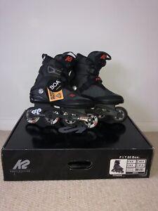 K2 Skates F.I.T. Rollerblades BOA 80 - Uk 8.5 - great condition