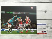 Petr Cech Signed Arsenal FC 8x10 Photo PSA/DNA COA Autographed a