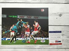 Petr Cech Signed Arsenal FC 8x10 Photo PSA/DNA COA Autographed a