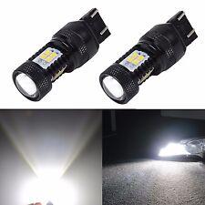 JDM ASTAR 2x 7443 7440 Super White 3030 SMD 12V LED Turn Signal Brake Light Bulb