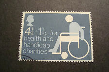 GB 1975 Commemorative Stamps~Charity~Fine Used Set~ex fdc~UK Seller