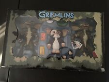 GREMLINS 3-PACK FIGURE SET, Gizmo, Poker & Theatre Stripe, NECA, 2008, MIB!