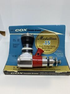 New Cox Madalion 0.15  model aircraft engine in original box