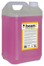 Beamz 5L Profi HD Nebelfluid (P) Nebel Flüssigkeit PINK Smoke Fluid Kanister