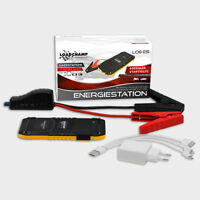 Auto PKW 6000mAh Starthilfe Jump Starter Notstart Power Bank Batterie Ladegerät