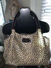Kate Spade Animal Print Hobo Or Shoulder Bag Authentic