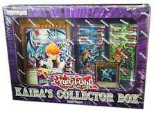 Yu-Gi-Oh! TCG Kaiba's Collector Box Brand New Sealed Konami Product